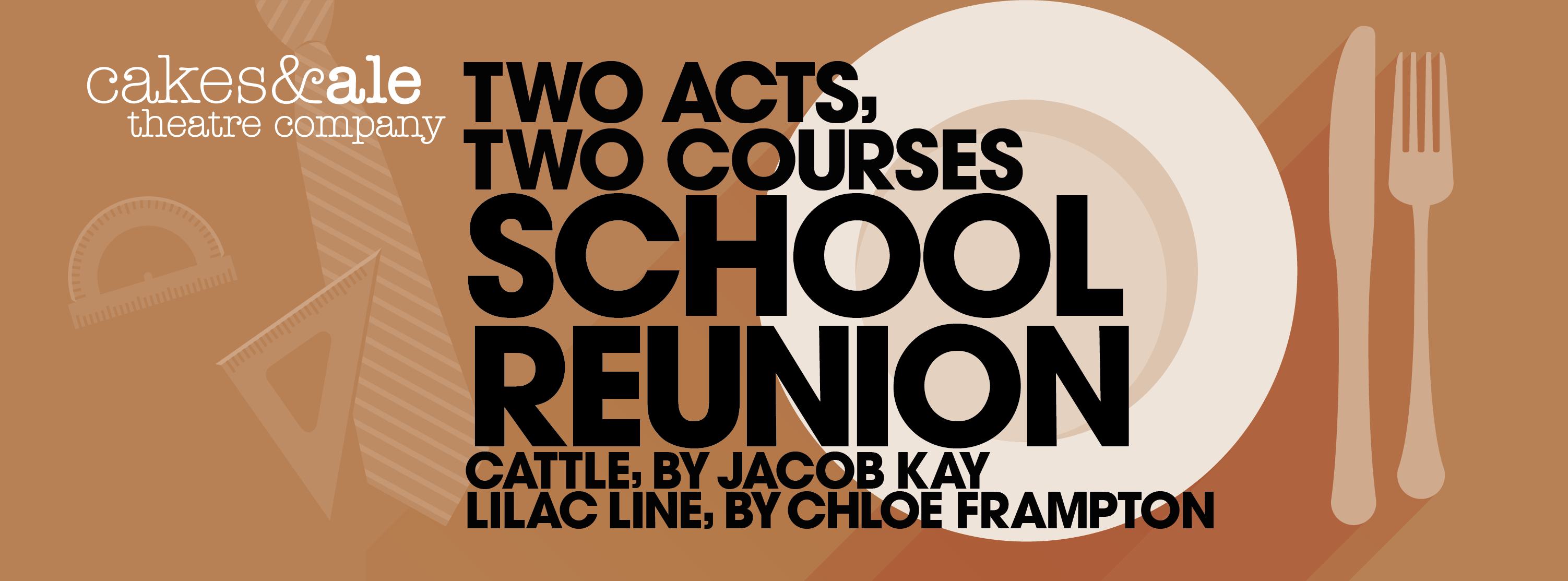 Two Acts, Two Courses - School Reunion